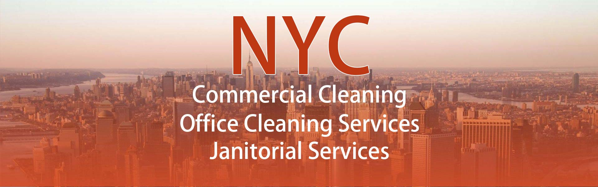 Commercial Office Cleaning Business NYC