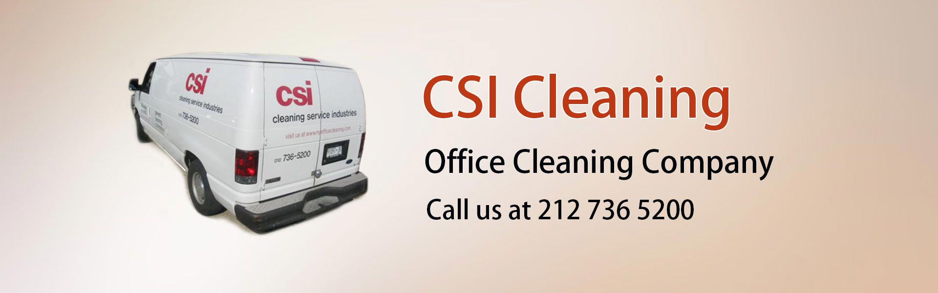 Office Cleaning Company New York